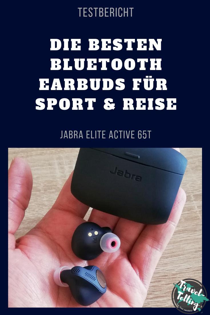 Testbericht: Jabra Bluetooth Earbuds. Die besten Bluetooth Kopfhörer beim Reisen, Sport & unterwegs #packliste #bluetooth