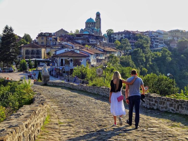 Veliko Tarnovo – Geburtsort des Zweiten Bulgarenreiches