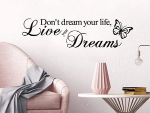Inspirational Quotes Wall Decals | Travel The Food For The Soul | Ultimate Quotes & Sayings