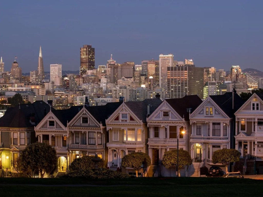 Hotels and Restaurants in San Francisco
