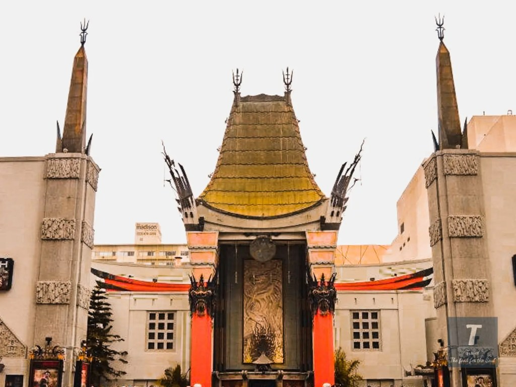 Los Angeles Hollywood Chinese Theater | Los Angeles Travel Guide