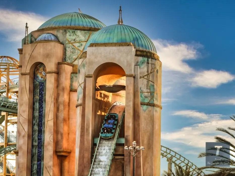 San Diego Seaworld Rides