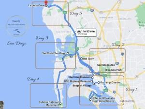 San Diego Trip Itinerary   San Diego Travel Guide