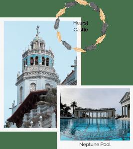 the hearst castle california