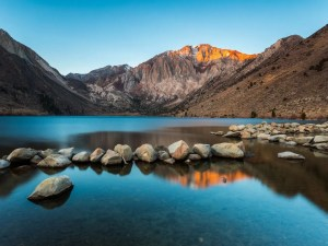 Convict Lake   Mammoth Lakes Travel Guide