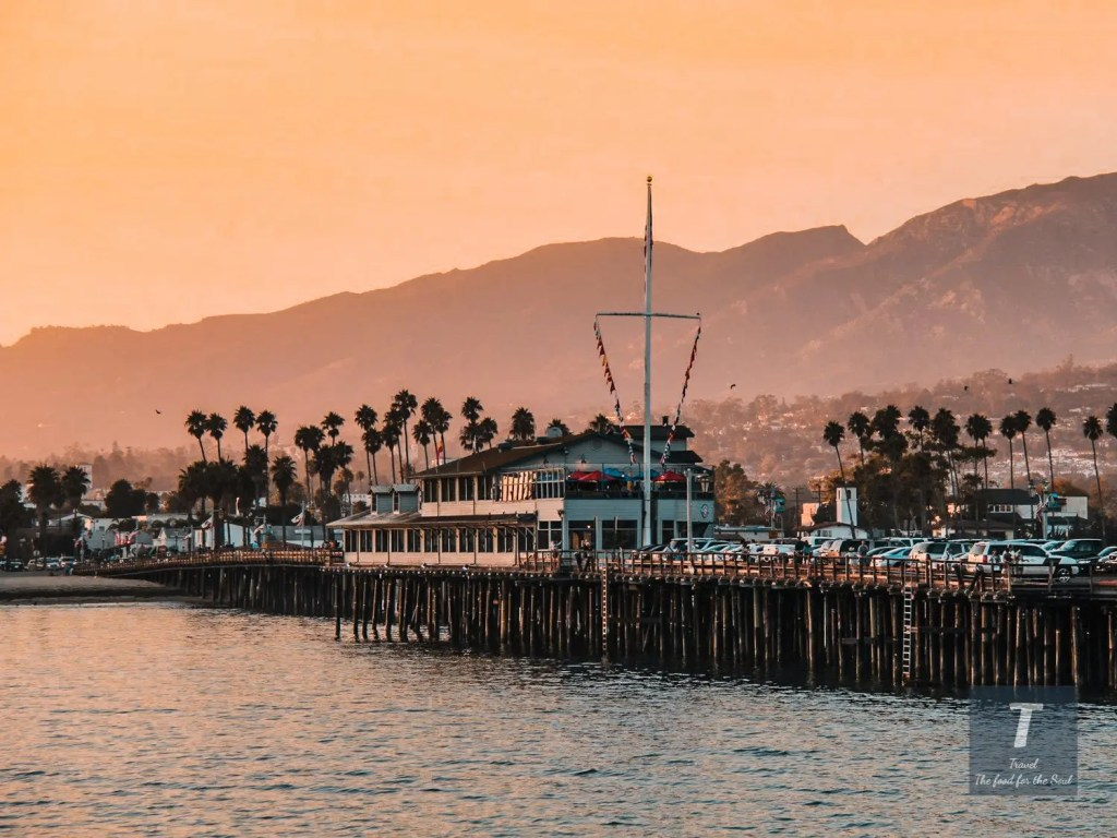 West Beach Santa Barbara | Pacific Coast Highway Travel Guide