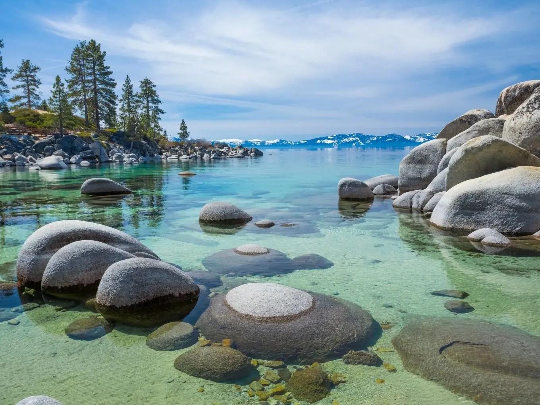 Beaches In Lake Tahoe