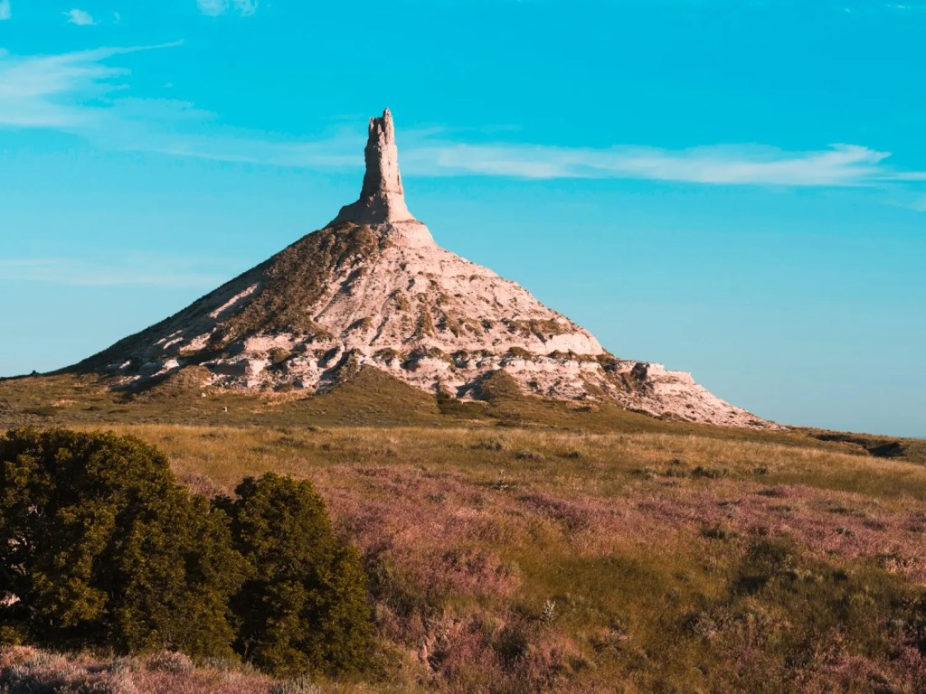 Chimney Rock National Historic Site | Nebraska Travel Guide