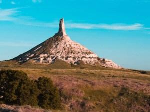 Chimney Rock National Historic Site | Nebraska Travel Guide