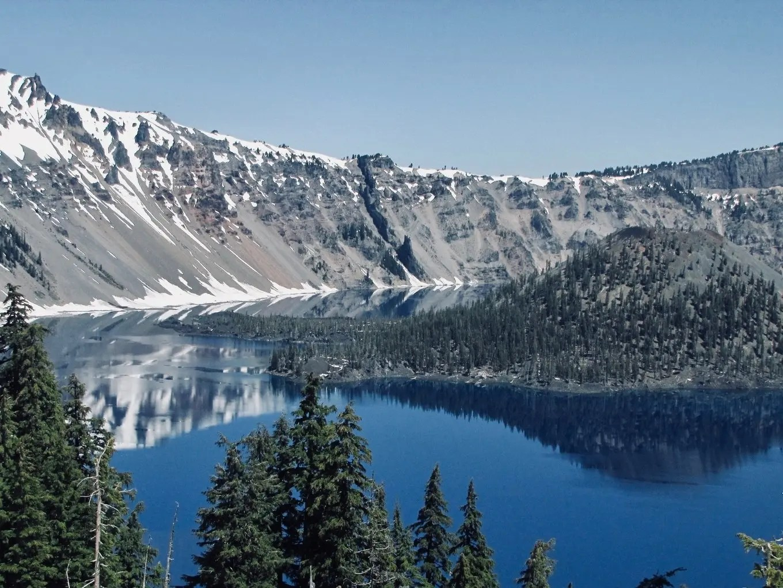 Crater Lake Scenic Drive