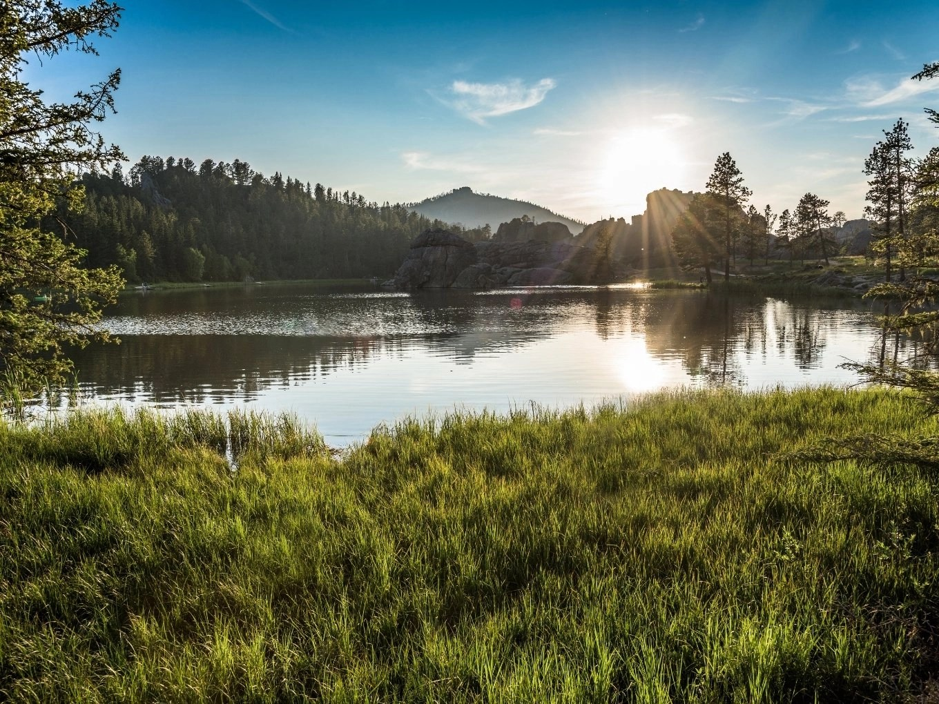 Custer State Park Suggested Itineraries