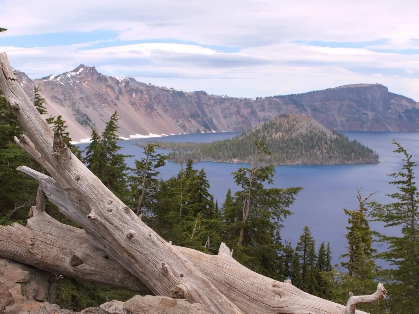 Discovery Point | Crater Lake