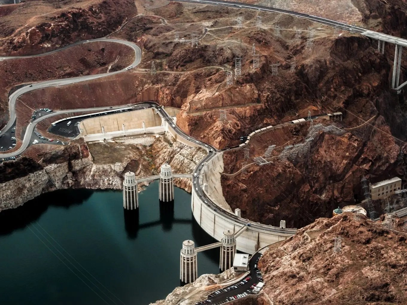 Getting To Hoover Dam