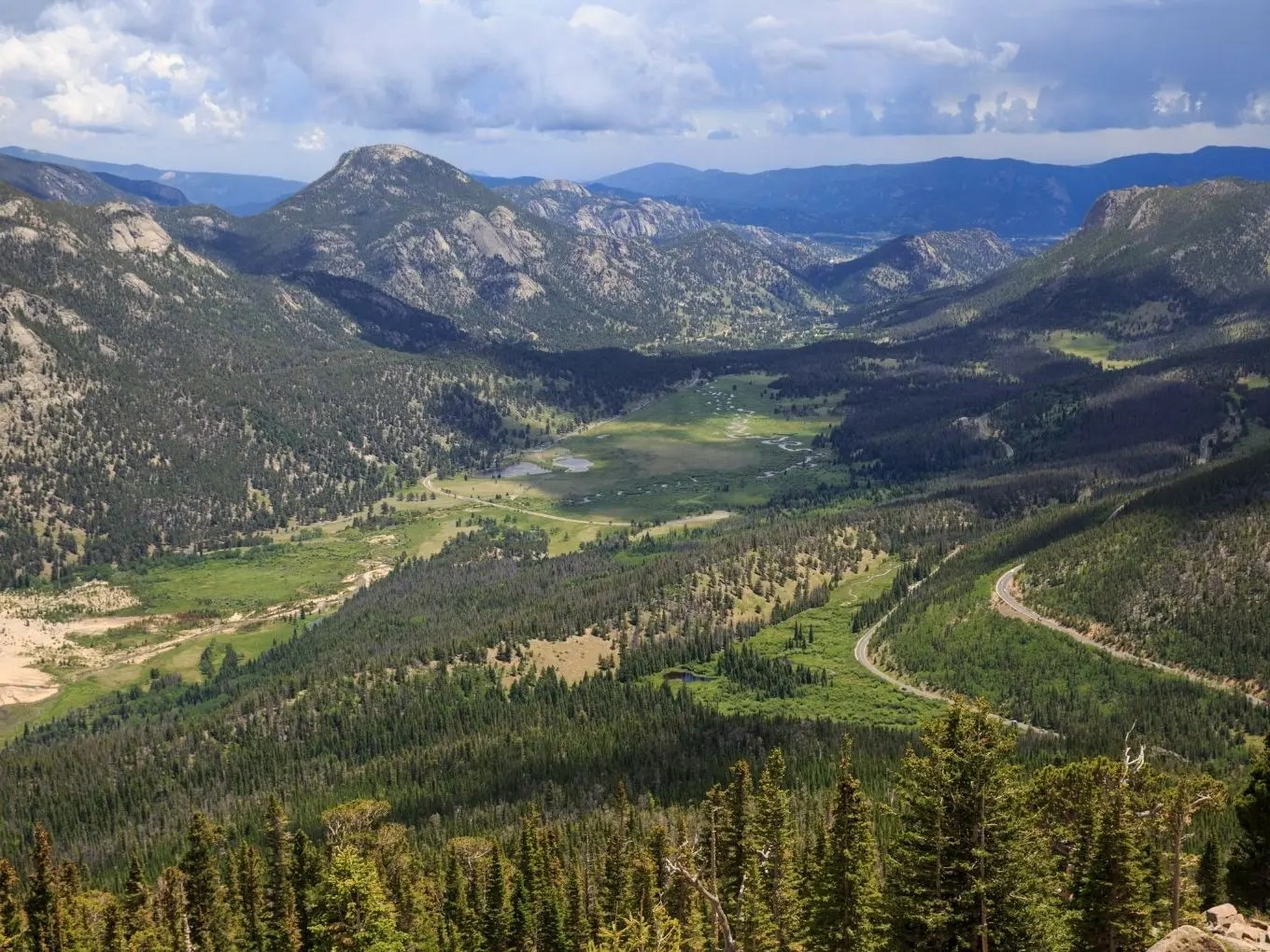 Getting To Rocky Mountain National Park