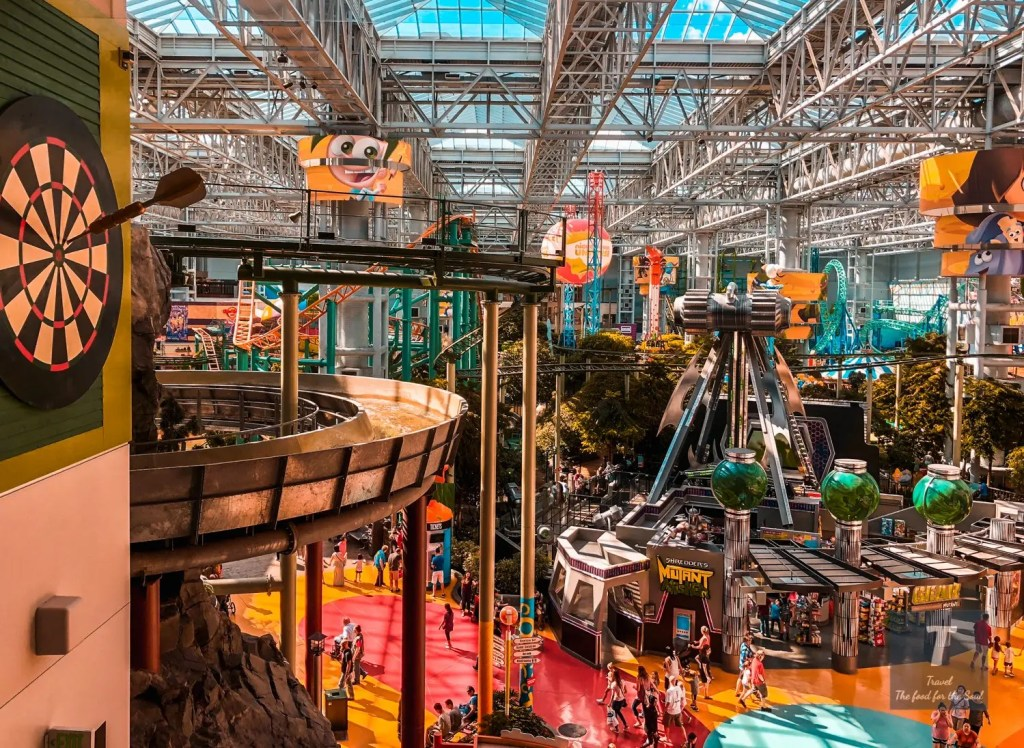 Minnesota Mall of America 3 | Minnesota Travel Guide
