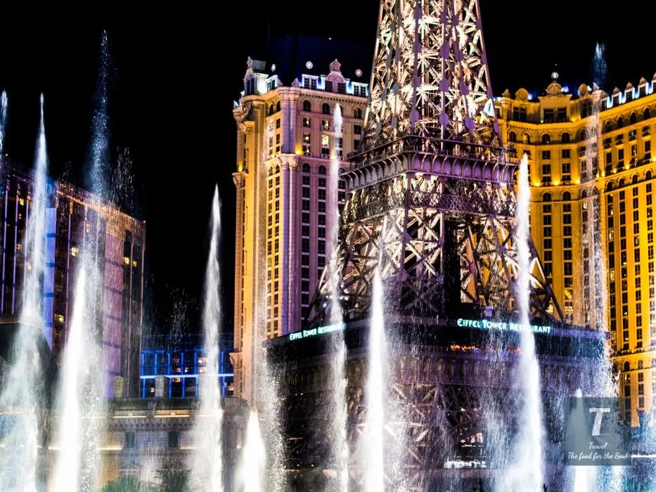 Paris | Las Vegas