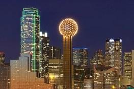 Reunion Tower | Dallas