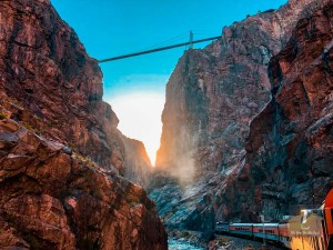 Royal Gorge Route Railroad Travel Guide