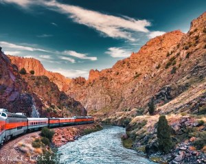 Royal Gorge Route Railroad Seating and Dining Options