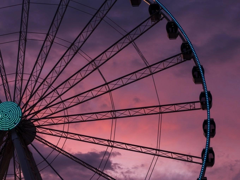 Seattle Great Wheel | Seattle