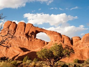 Skyline Arch | Arches National Park