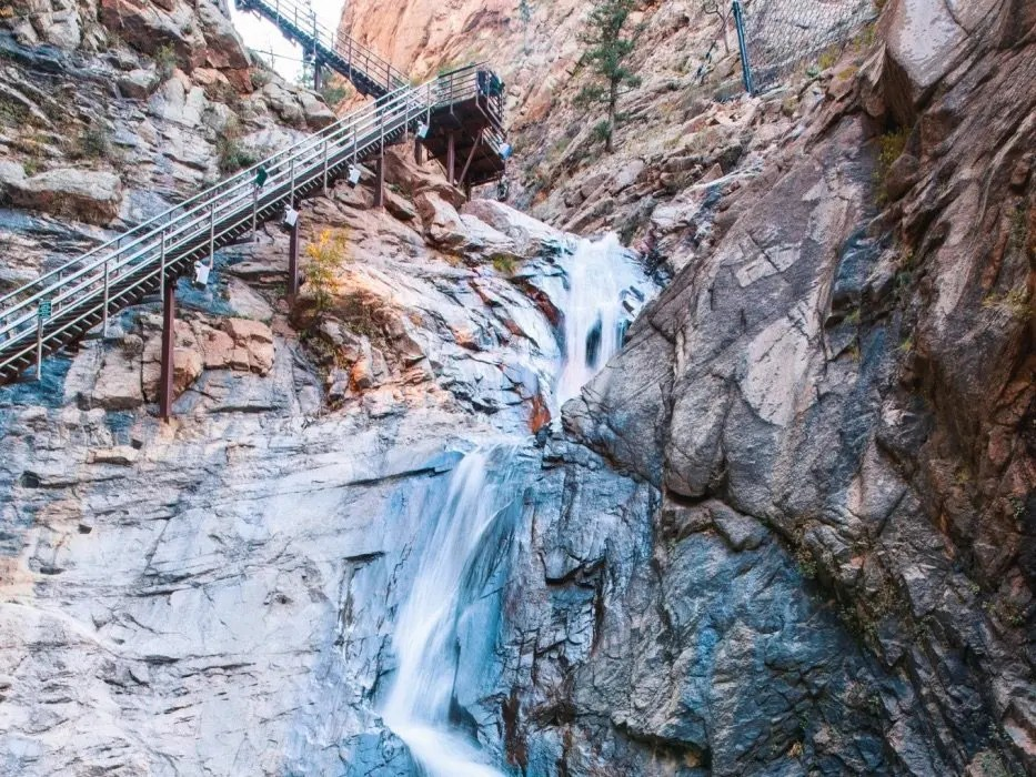 Things To Do In Broadmoor Seven Falls