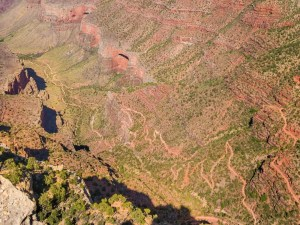 Trailview Overlook | Grand Canyon South Rim