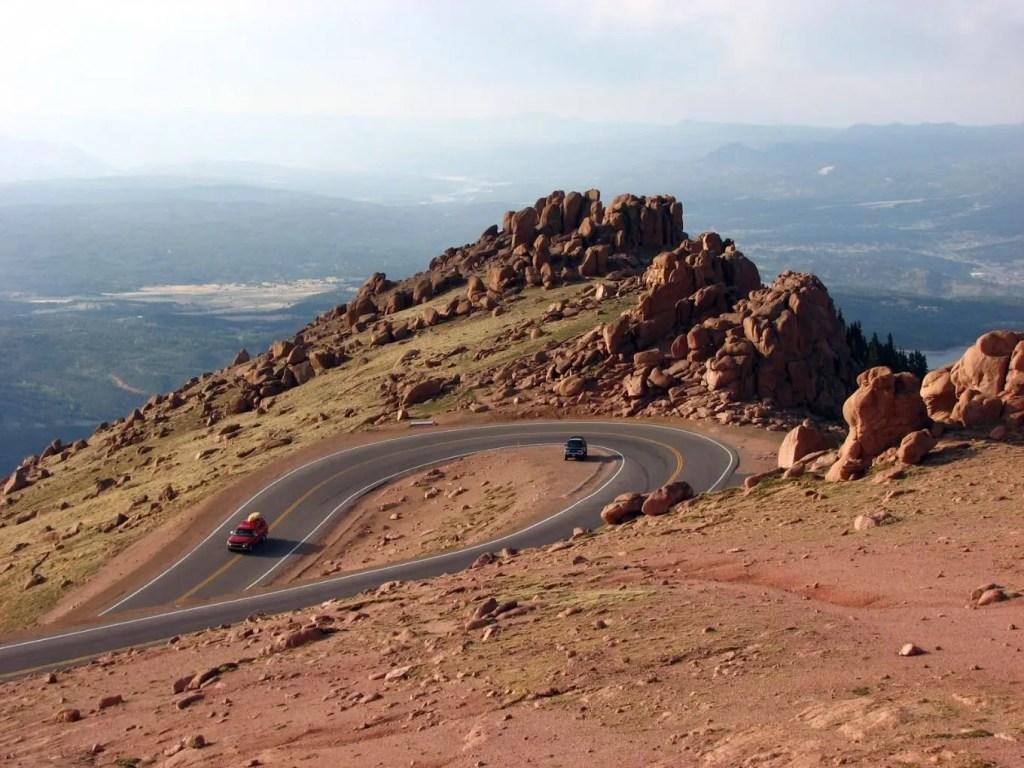 Visiting Pikes Peak Summit