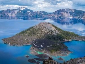 Watchman Overlook | Crater Lake