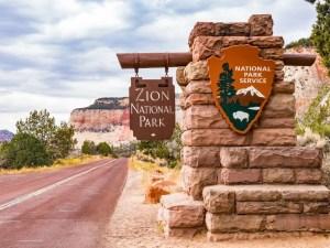 Zion National Park Visitor Center Zion National Park