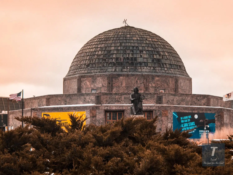 Adler Planetarium | Downtown Chicago Travel Guide | Downtown Chicago Travel Guide
