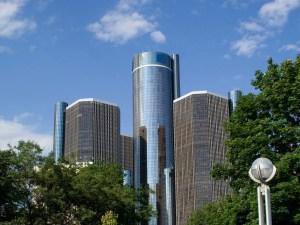 GM Renaissance Center   Detroit
