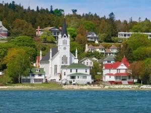 Mackinac Island Churches