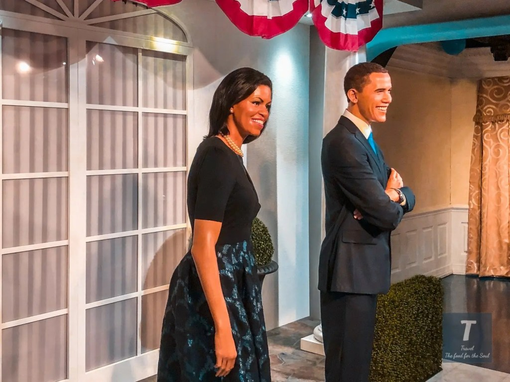 Madame Tussauds Washington DC | Washington DC Travel Guide