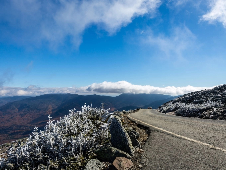 Mount Washington Auto Road New Hampshire