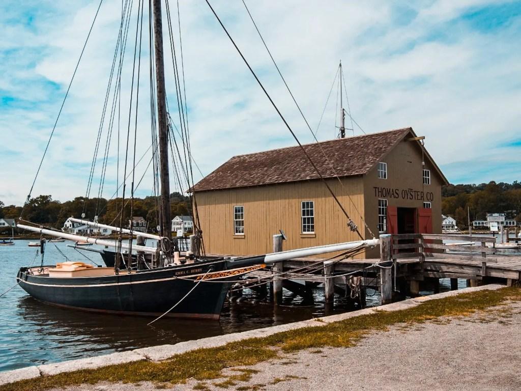 Mystic Seaport Museum | Connecticut Travel Guide