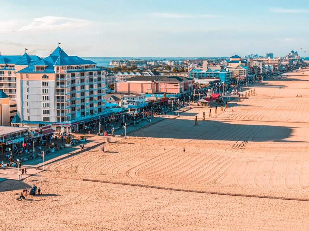 Ocean City Boardwalk | Maryland Travel Guide
