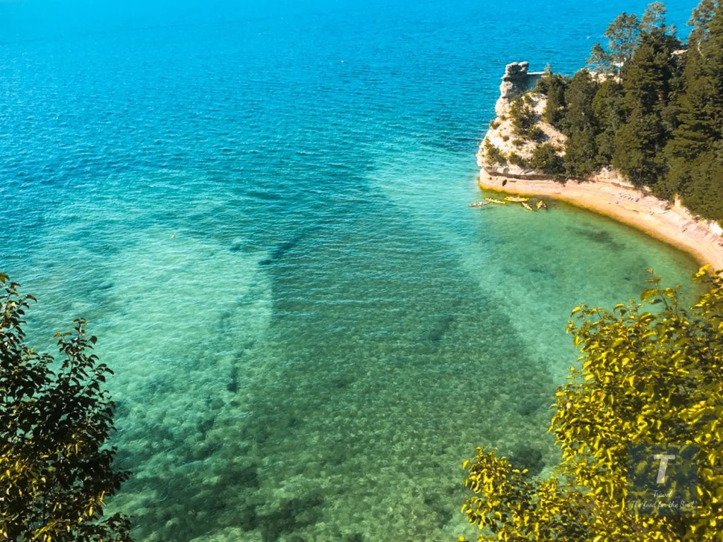 Pictured Rocks Miners Castle | Pictured Rocks National Lakeshore Travel Guide