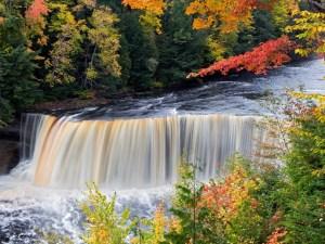 Tahquamenon Falls | Upper Peninsula of Michigan