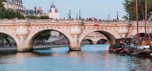More Bridges across the Seine