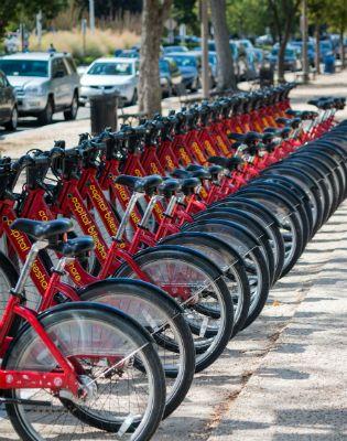 Bike Sharing in Washington, D.C.
