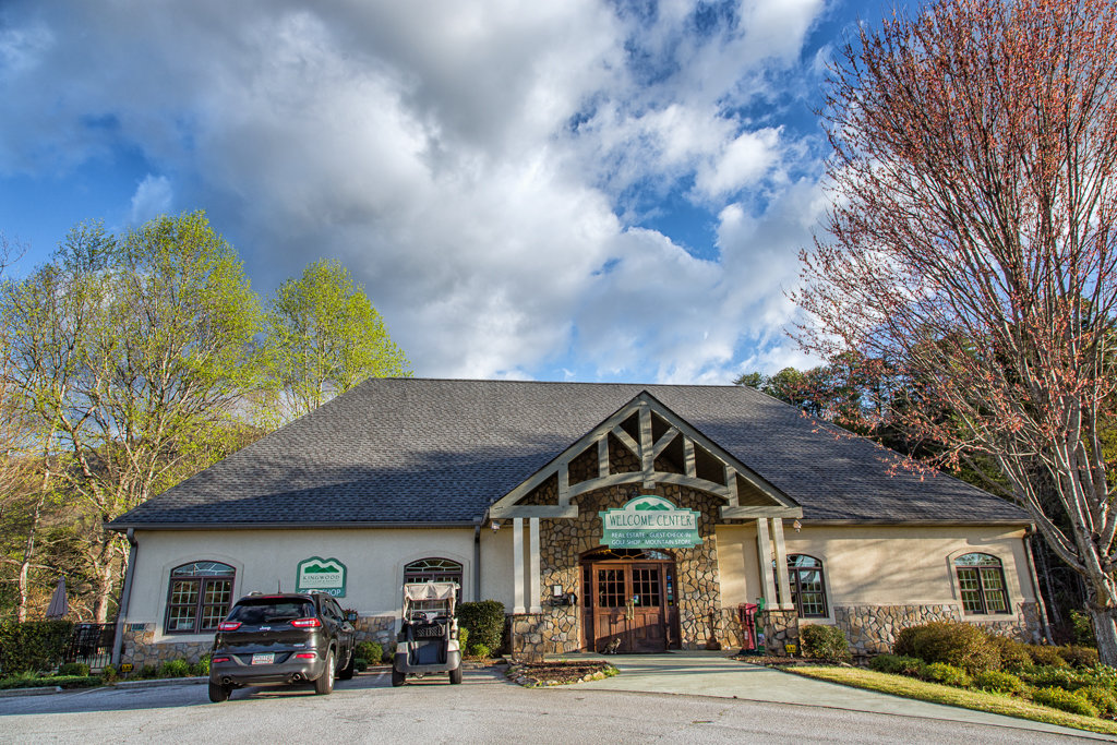 Rafting Chattooga River: Kingwood Resort Office