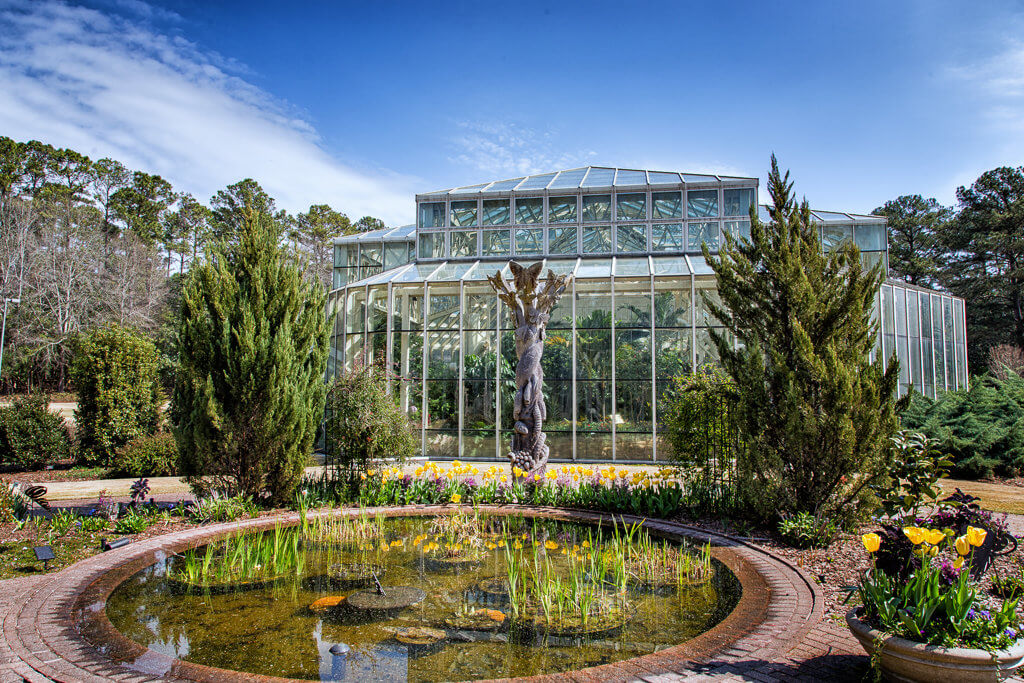 Visiting Callaway Gardens: Butterfly House