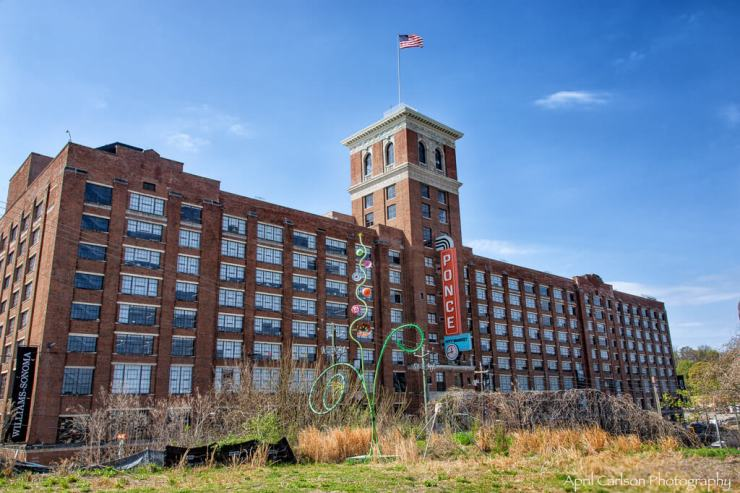 Visiting Ponce City Market: Main Building