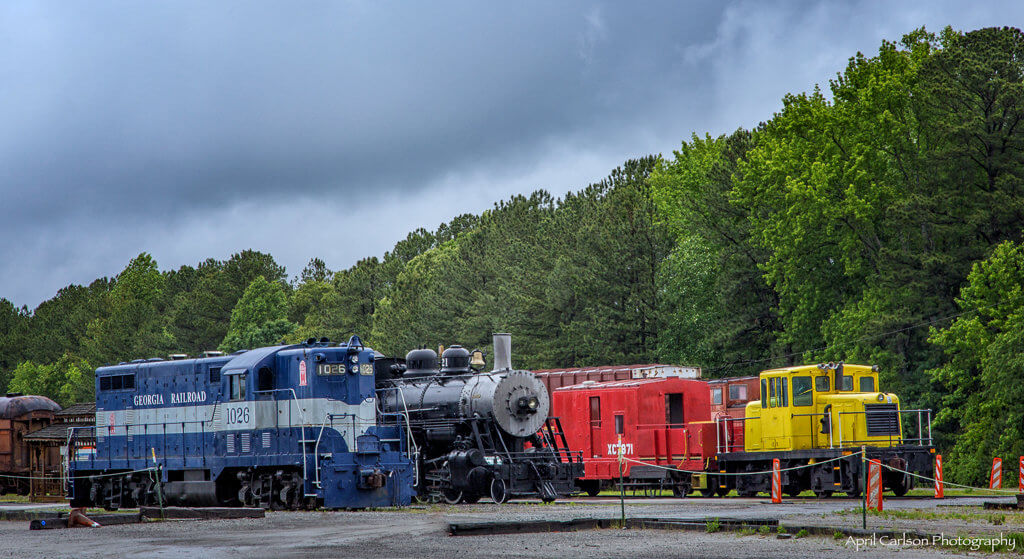 Touring Southeastern Railway Museum: Engines