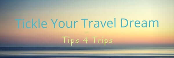 subscribe to tips 4 trips newsletter