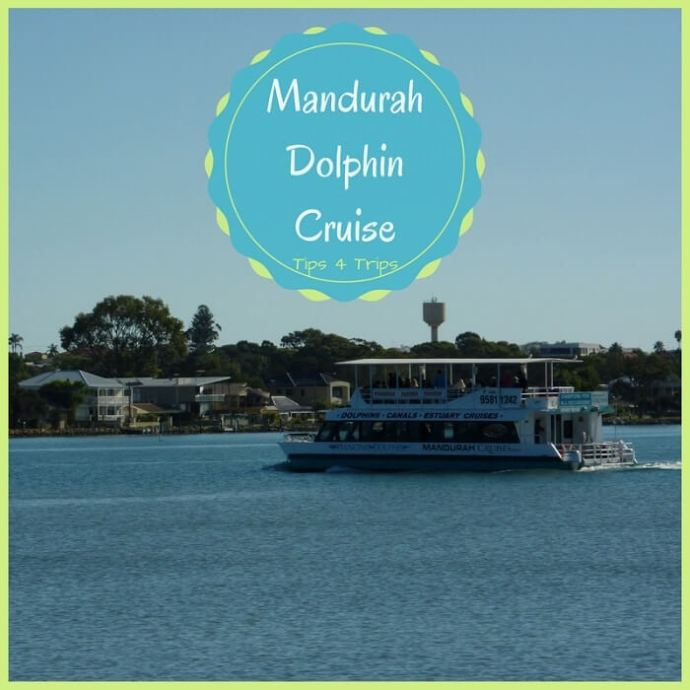 A Mandurah Dolphin and Scenic Cruise offers a great day trip from Perth to escape the city.