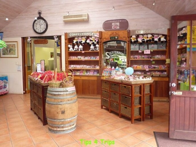 Stopping in at the Candy Cow lolly shop in Cowarumup is a fun thing to do in Busselton and the Margaret River Region of West Australia. Use this list of themed attractions, natural wonders and foody bites.
