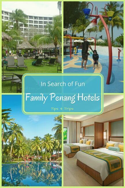 Looking for a family Penang hotel? We assess the facilities, ameniteies and rooms of each of the 7 Batu Ferringhi beach hotels in Penang, Malaysia