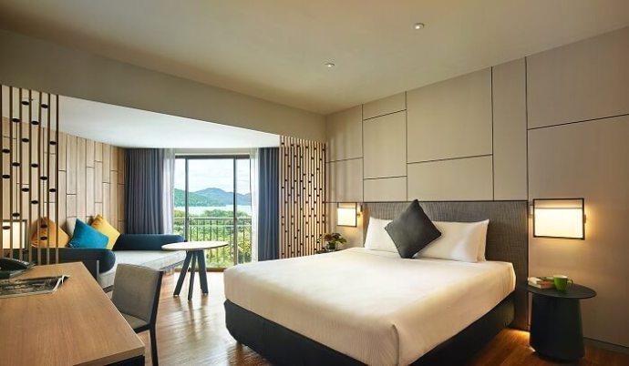 The family friendly rooms and facilities at the Park Royal Hotel Penang